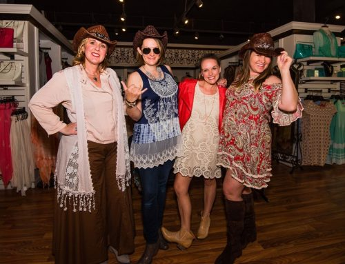 Insiders Go Shopping at Dolly's Closet