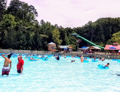 The Safest Swimming Hole in Tennessee: Dollywood's Splash Country