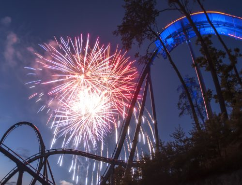 The Inside Scoop on Fireworks at Dollywood
