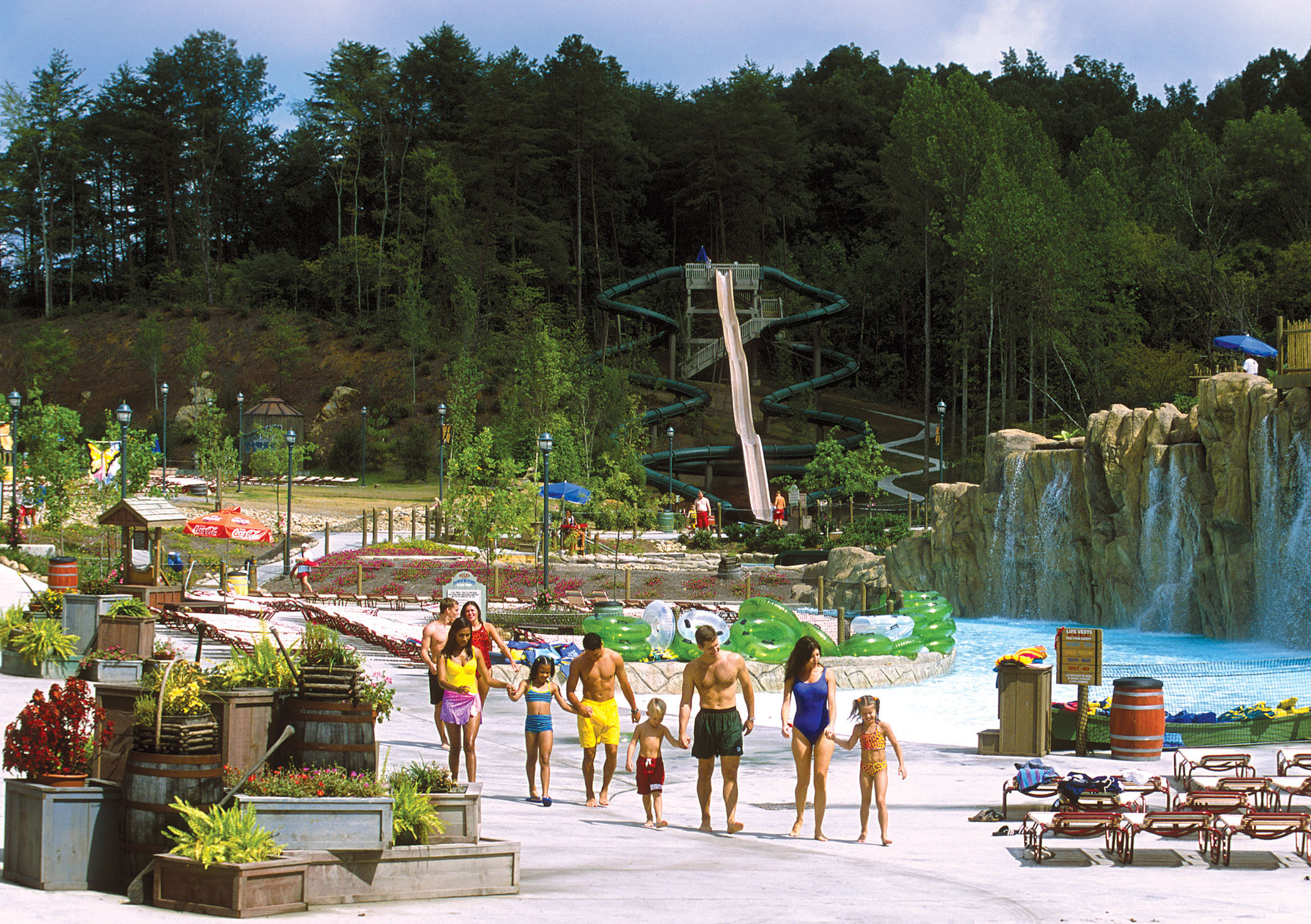high health standards at dollywood s splash country dollywood insiders