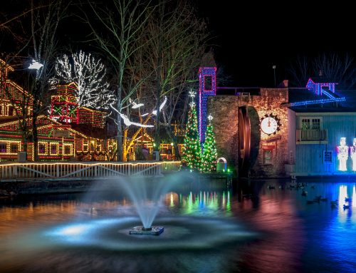 From Harvest to Holly Jolly: A Dollywood Festival Transformation
