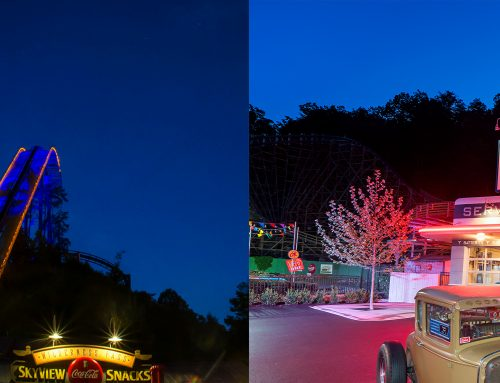 Battle of the Night Rides: Wild Eagle vs. Lightning Rod