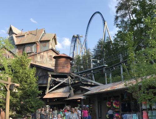 A Guys' Trip to Dollywood