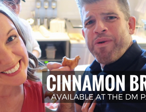 Big News! Dollywood's Cinnamon Bread Available Year-Round