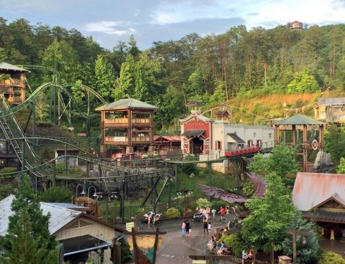 Top 6 Spots to Watch Coasters at Dollywood