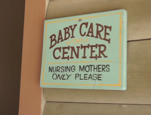 Video Tour of Dollywood's Splash Country Baby Care Centers