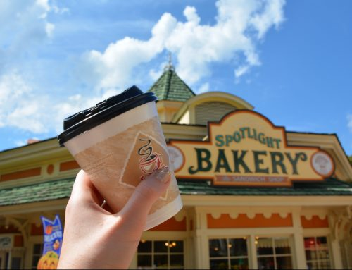 Where to Find a Cup of Coffee at Dollywood