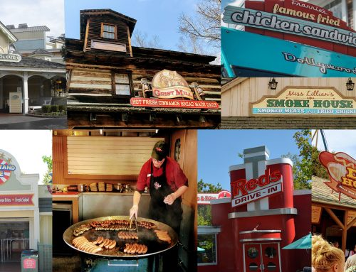Dollywood Restaurant Guide
