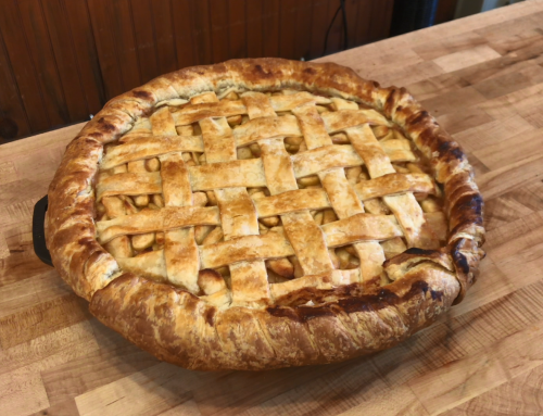 Behind the Scenes: Making Dollywood's 25 lb. Apple Pie
