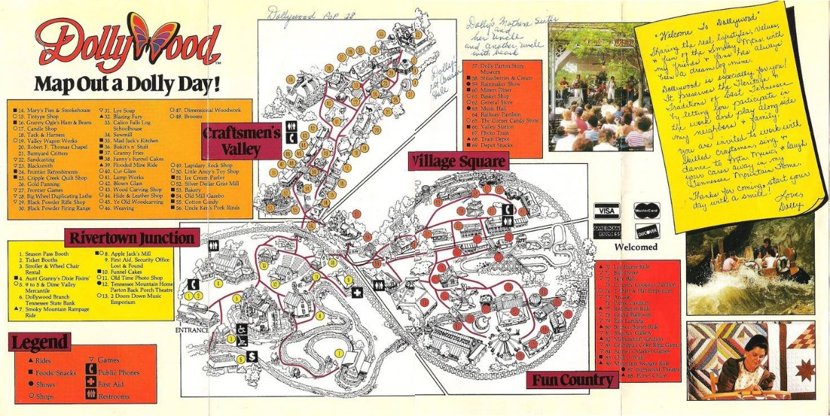 Dollywood Over the Years: Then and Now – Dollywood Insiders on