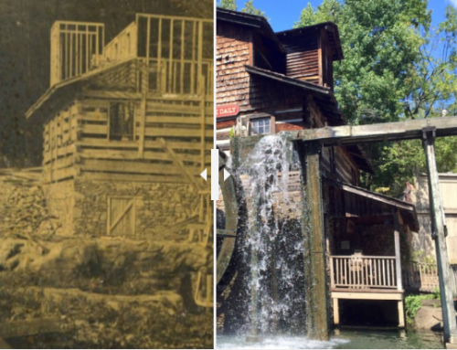 Dollywood Over the Years: Then and Now