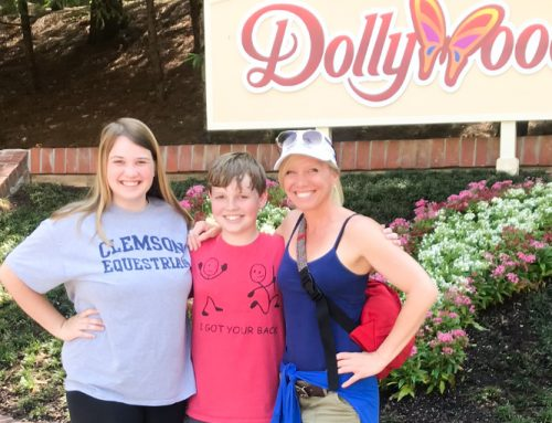 A Single Parent's Guide to Dollywood