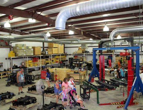 10 Things I Learned at Dollywood's Rides Maintenance Shop