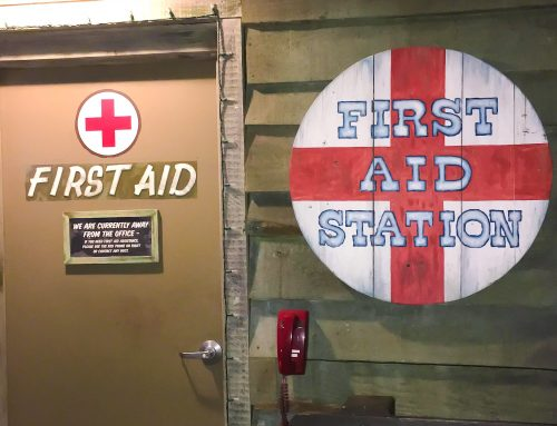 The 411 on Dollywood First Aid