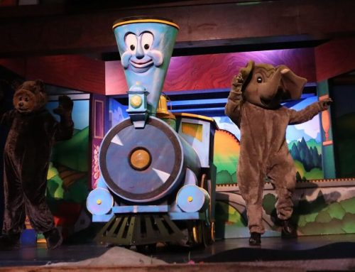 Flipping the Stage: The Little Engine Playhouse