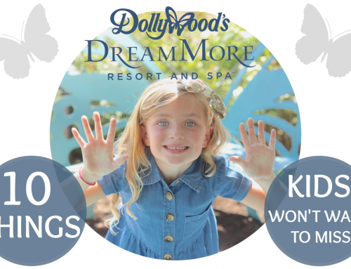 10 Things KIDS Won't Want to Miss at Dollywood's Resort!