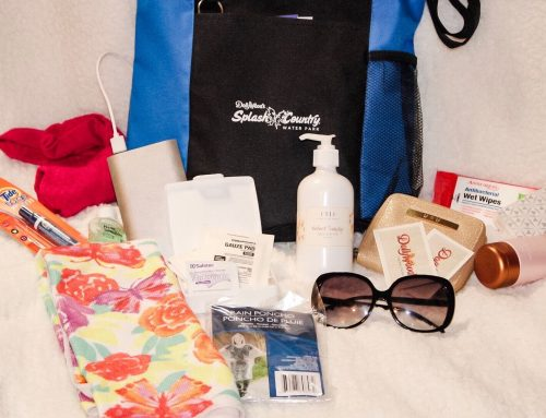 What's in My Dollywood Bag?
