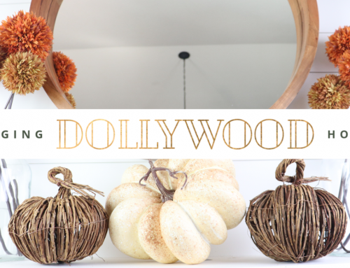 Bringing Dollywood HOME