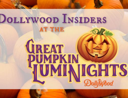 NEW! Behind the Glow Tour during Great Pumpkin LumiNights