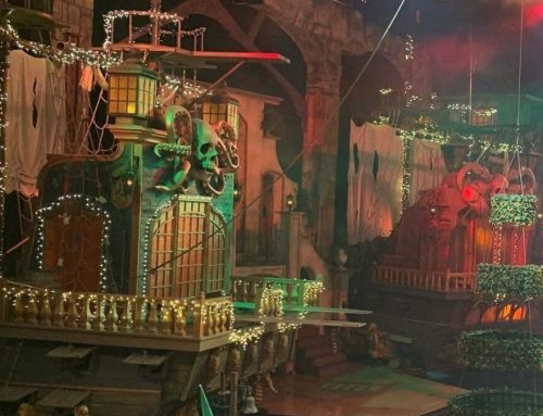 Yo Ho Ho Ho: An Insider's Take on the Pirate's Voyage Christmas Show