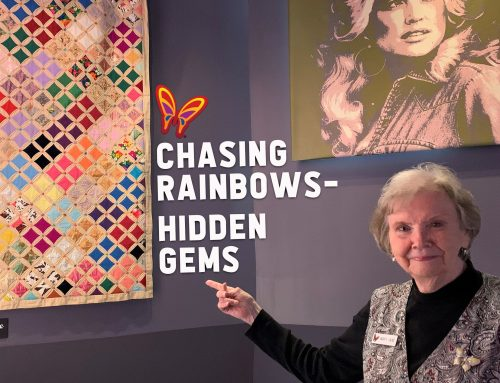 Hidden Dolly Gems in Chasing Rainbows Museum