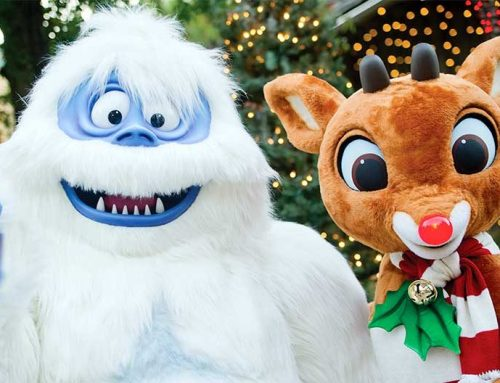 Which Holly Jolly Junction Character Are You?