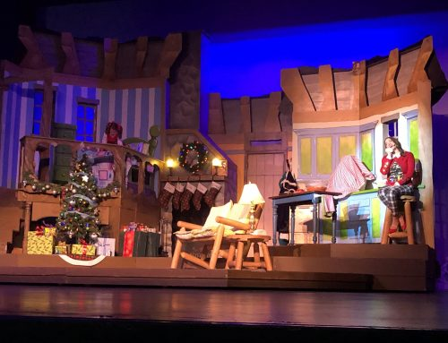 Behind the Scenes: 'Twas the Night Before Christmas