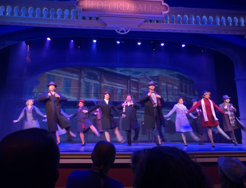 Going Backstage: It's A Wonderful Life