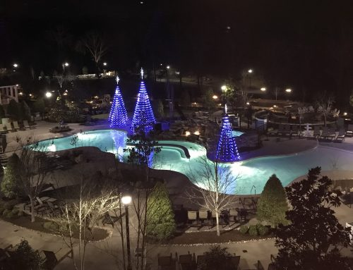 Dollywood's Resort Without Children!