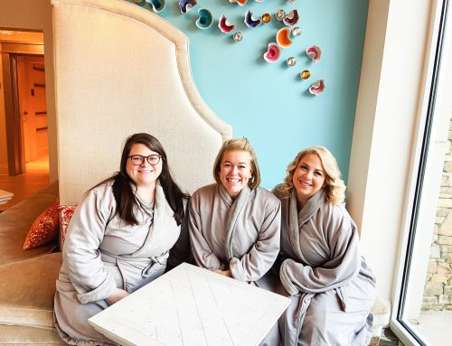 Girls' Spa Weekend at Dollywood's Resort
