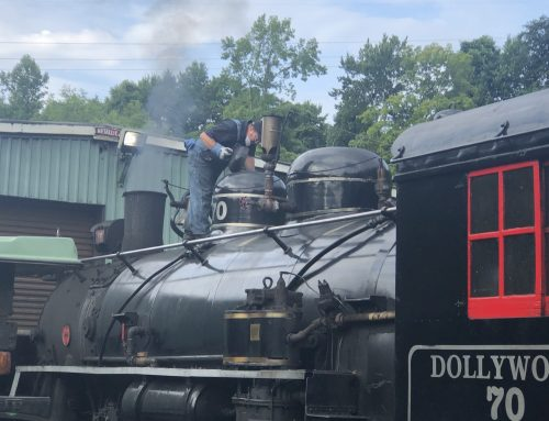 A Day in the Life of the Dollywood Train Crew