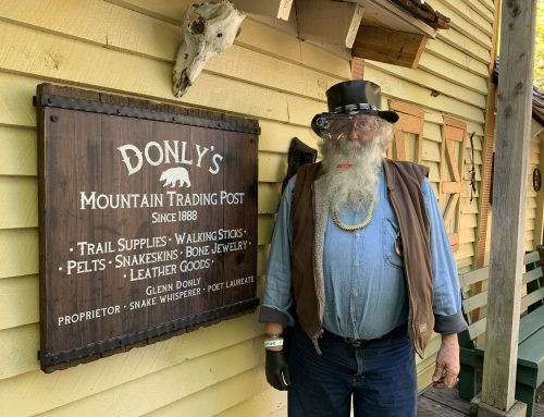 Leather Legacy with Dollywood's Glenn Donly