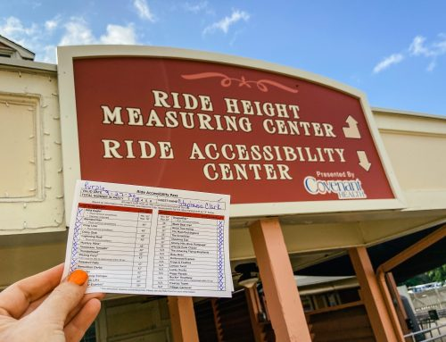 What is a Ride Accessibility Pass?