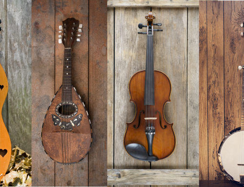 QUIZ: Which Bluegrass Instrument Are You?