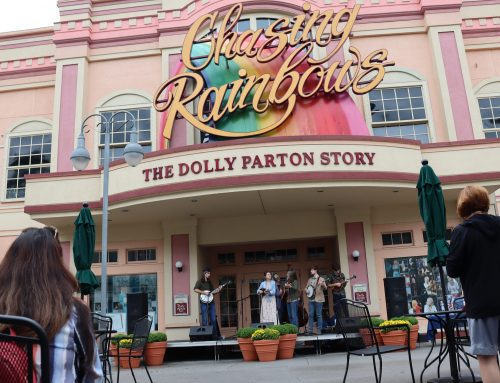 The Most Live Music EVER at Dollywood This Fall