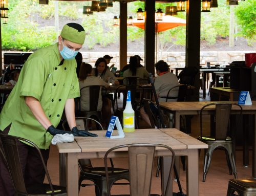 Safe Dining Practices: How Dollywood is Keeping You Safe