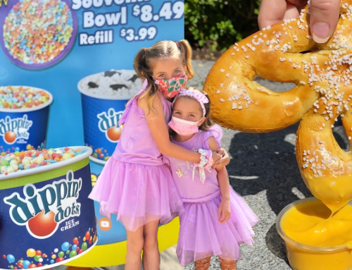 Kid-Approved Treats at Dollywood