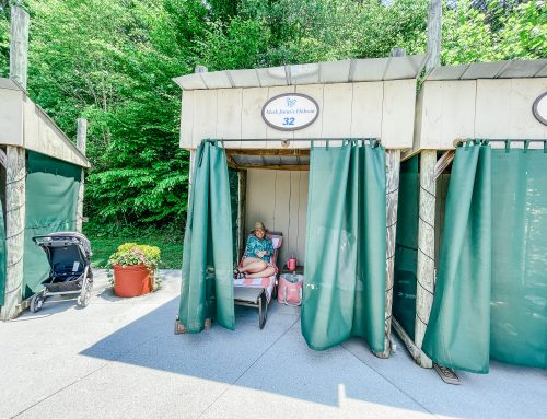 Why You Want A Canopy When Visiting Dollywood's Splash Country