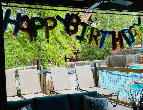 How to Celebrate Birthdays at Dollywood's Splash Country