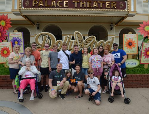 Tips for Bringing Large Groups to Dollywood