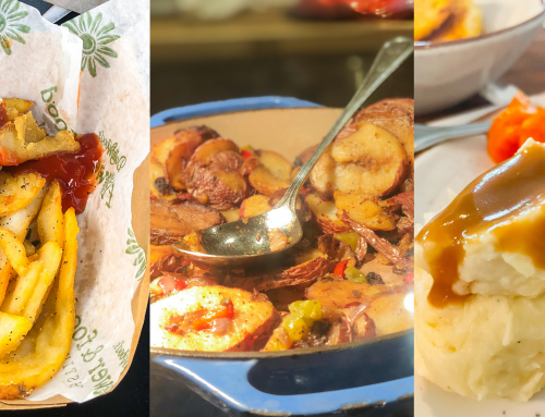 All the Ways to Eat Potatoes at Dollywood