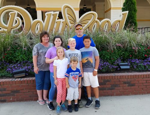 How to Do Dollywood with a Big Family