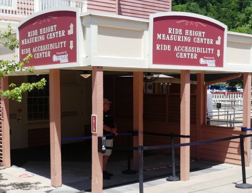 Getting Around Dollywood With Moderate Mobility Issues